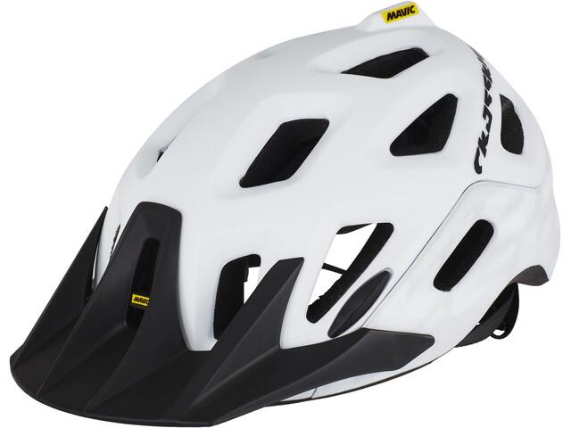 Mavic Crossride Kask rowerowy Mężczyźni, white/white